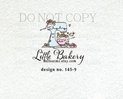 1475 9 Bakery Logo Design Mixer Dessert Logo Design Homemade Cake