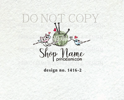 1416 2 Yarn Logo Crochet Logo Design Crochet And Knit Logo Ball