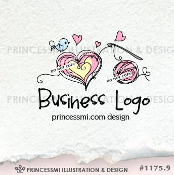 Blog Custom Logo Design Premade Logos And Designs Party